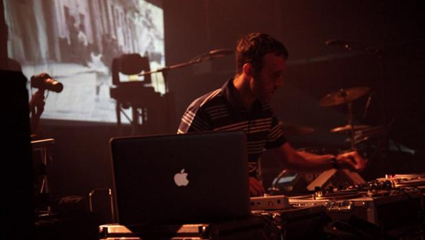 RJD2 performed at Terminal 5 in Midtown on June 4.