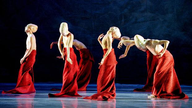 "The company will also perform ""Folding,"" which combines movement with John Tavener melodies and Tibetan Buddhist chants."