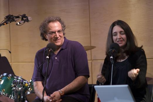 Uri Caine with Simone Dinnerstein
