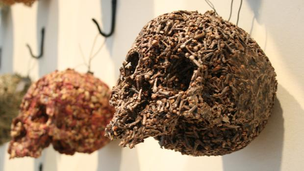 Spice Skulls. Helen Altman, 2008-2009.