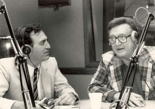 Leonard interviews comedian Steve Allen about his book, How to Be Funny: Discovering the Comic You, August 5th, 1987.