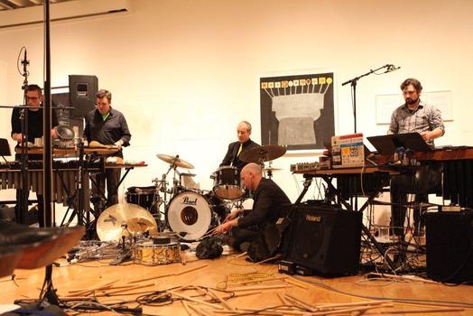 So Percussion, Bobby Previte and Doug Perkins
