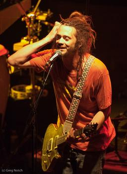 Jamaican Reggae band Soja played at the Music Hall of Williamsburg on July 16th.