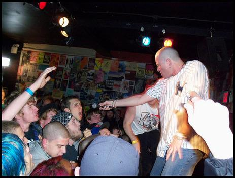Antidote played at Southpaw in 2009.