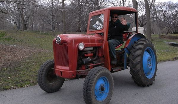1956 Ford 600
