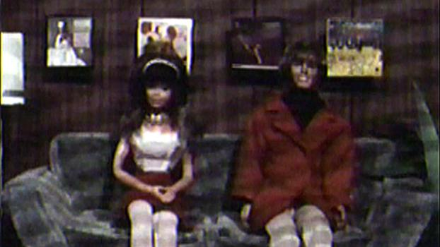 Also on MAD's VHS line-up: director Todd Haynes' version of 'Superstar: The Karen Carpenter' story -- in which Barbie dolls stand in for actors.