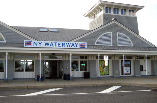 New York Waterway terminal.