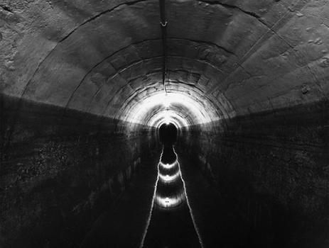 Old Croton Aqueduct, Ossining, New York, 1997