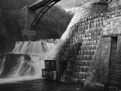 New Croton Dam, Westchester County, New York, 1999