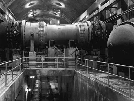 Shaft 2b, City Tunnel No. 3, Bronx, New York, 1992