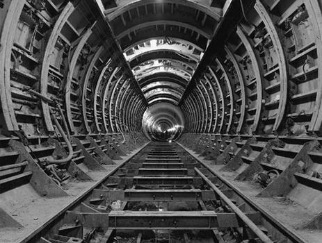 City Tunnel No.3, Brooklyn, New York, 1998