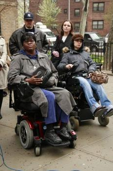 Disabled public housing residents announce a class action suit