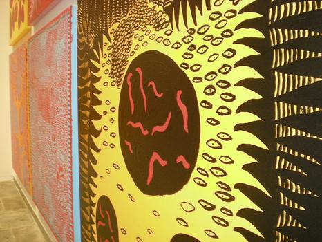 Polka Dots, Psychedelic Patterns and Fireflies: Yayoi Kusama Comes ...