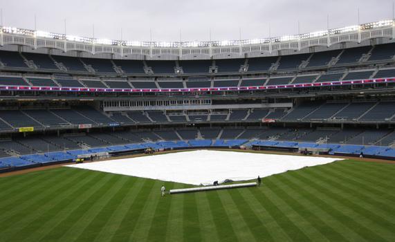 The new stadium unveiled