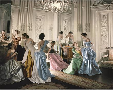 Charles James Ball Gowns, 1948.