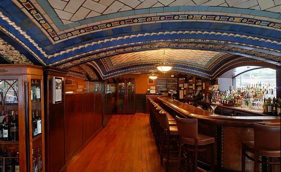 Della Robbia Room Bar, Vanderbilt Hotel.