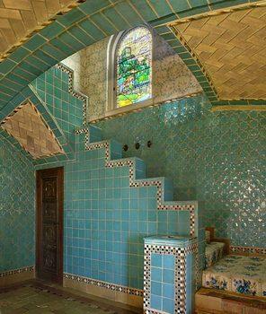 Guastavino Residence Tile Vaulted Stair.