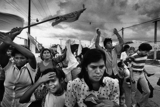 Donna De Cesare. Soyapango, El Salvador, 1989.