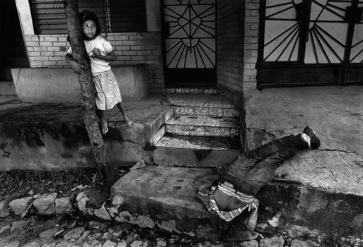 Donna De Cesare. San Salvador, El Salvador, 1989.