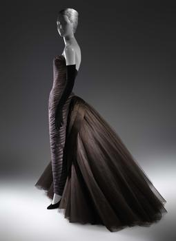 "Charles James (American, born Great Britain, 1906–1978), ""Butterfly"" Ball Gown, ca. 1955"