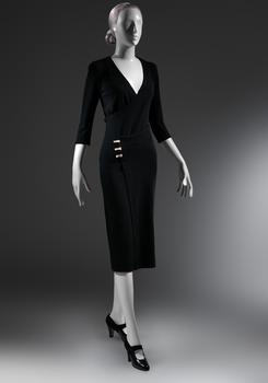 "Charles James (American, born Great Britain, 1906–1978), ""Taxi"" Dress, ca. 1932"