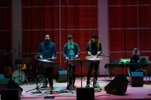 Man Forever and William Basinsky at the Ecstatic Music Festival 2014