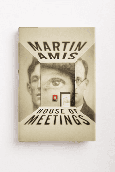 <em>House of Meetings</em> by Martin Amis. From <em>Cover</em> by Peter Mendelsund