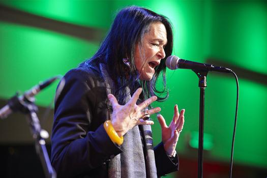Spinning On Earth in The Greene Space with Anne Waldman