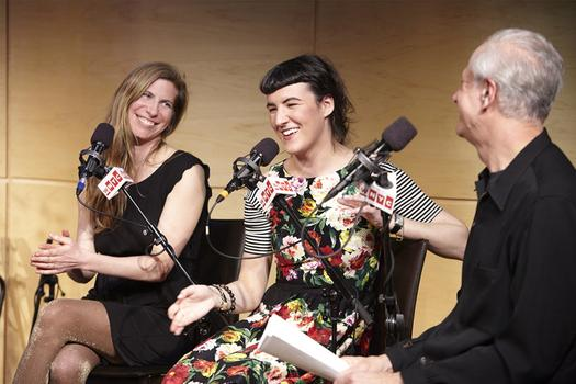 Spinning On Earth in The Greene Space with Rebecca Foon, Jesse Paris Smith, and David Garland