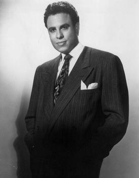 bass-baritone George London in 1951