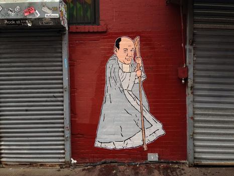One Bada-Bing to Rule Them All. Gandalfini, NYC