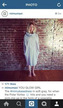 MIMU MAXI, a clothing line created by Mimi Hecht and Mushky Notik, promotes modest fashion for women.