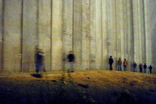 Khaled Jarrar, <em>Infiltrators</em>, 2012 (still).