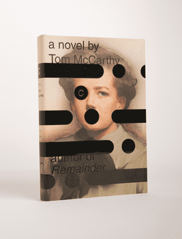 <em>C</em> by Tom McCarthy. From <em>Cover</em> by Peter Mendelsund