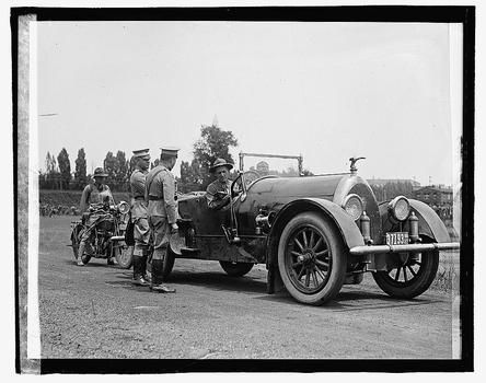 Brig. General Smedley Butler, June 19, 1922.