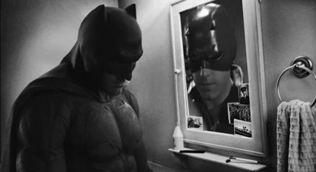 Sad Batman Ben confronts his Daredevil past.