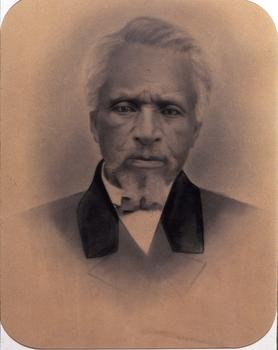 Sylvanus Smith was one of the original land investors in Weeksville, Brooklyn.