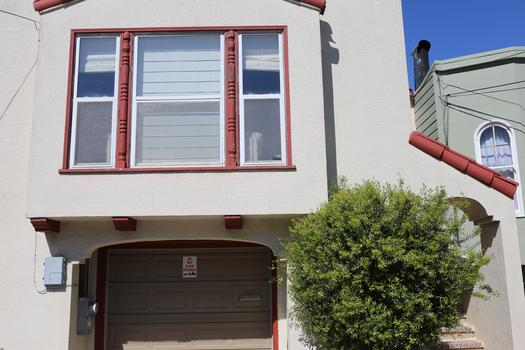 Andrew Lam's parents bought their first home in U.S. in Daly City, in 1981.