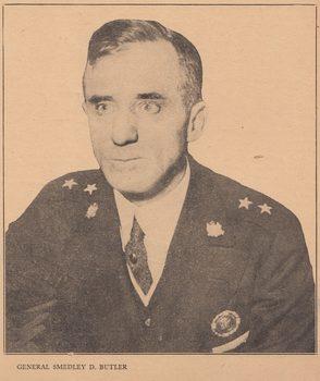 Photo from The New Masses magazine, 1935.