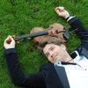 Violinist Nicolas Dautricourt.