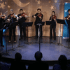 The Violas of Camerata Notturna perform in the Inaugural WQXR Classical Moonlighters Competition.