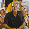 Eric Fischl Self Portrait: An Unfinished Work