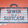 The Sewer in a Suitcase explains how rain storms can cause untreated sewage to be dumped into our rivers and bays.