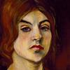 Self Portrait of Suzanne Valadon