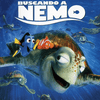 DVD cover for Buscando a Nemo