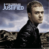 Cover art for Justin Timberlake's album 'Justified'