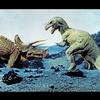 Ray Harryhausen One Million Years BC ceratosaur