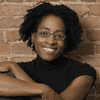 Jacqueline Woodson, author of Beneath a Meth Moon