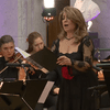 Contralto Fadia El-Hage and the Norwegian Chamber Orchestra performing 'Erbarme DIch' (in Arabic) from 'St. Matthew Passion.'