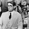 Gregory Peck and Brock Peters in the 1962 film adaptation of 'To Kill a Mockingbird'